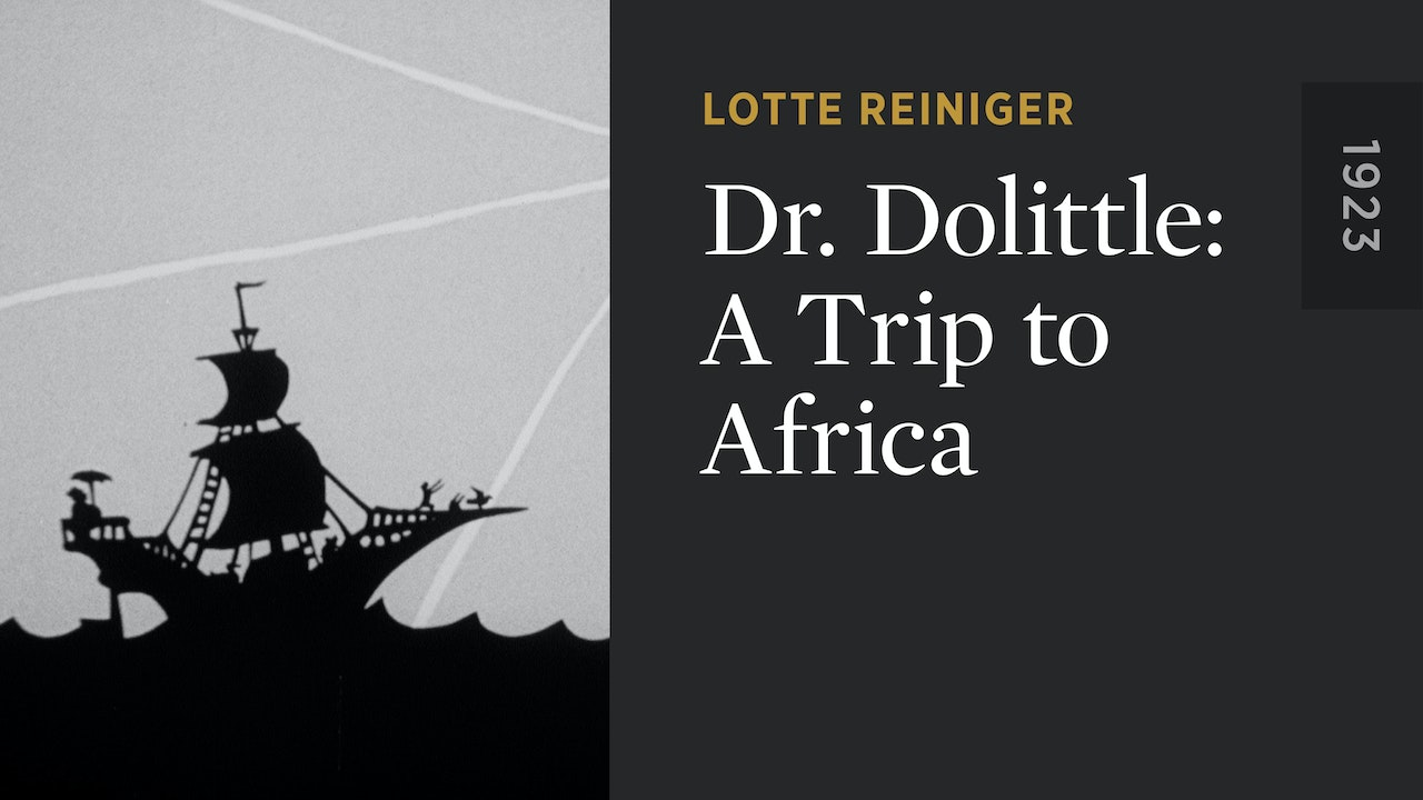 Dr. Dolittle: A Trip to Africa