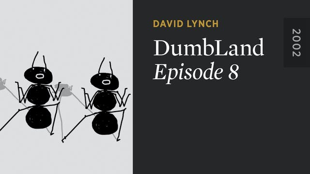 DUMBLAND: Episode 8