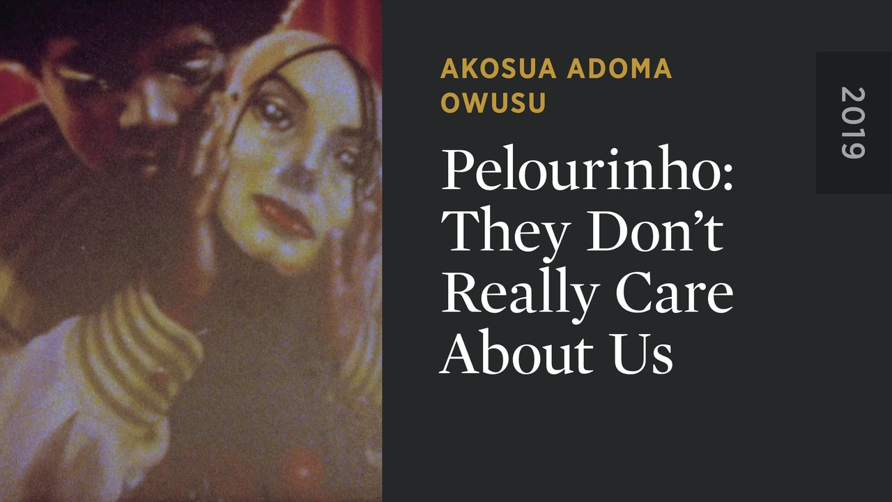 Pelourinho: They Don't Really Care About Us