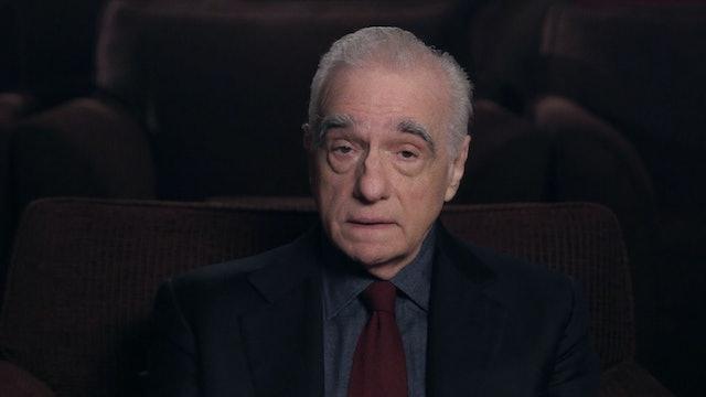 Martin Scorsese on DOWNPOUR