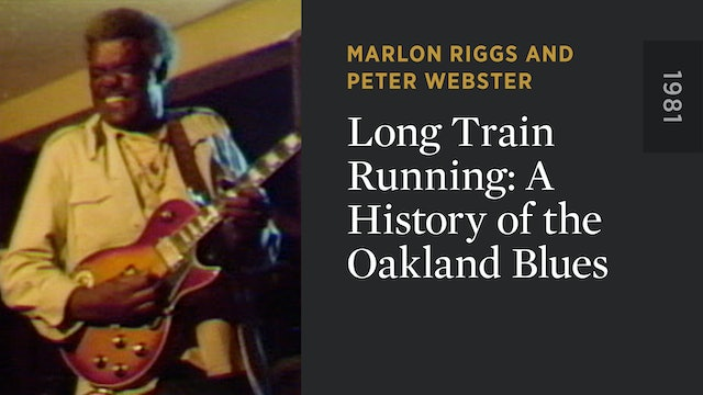 Long Train Running: A History of the Oakland Blues