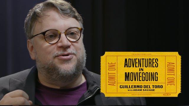 Guillermo del Toro on THE MAN WHO KNE...