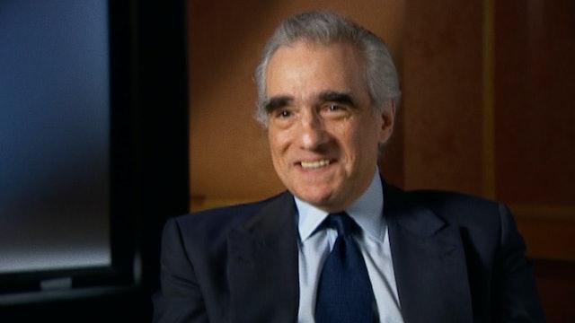 Martin Scorsese on THE RIVER