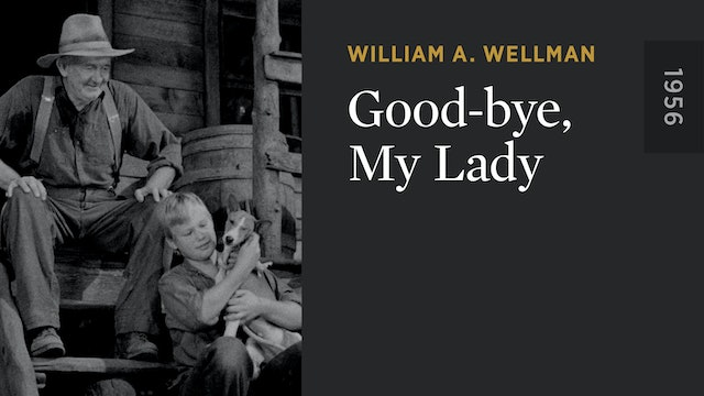 Good-bye, My Lady