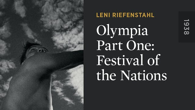 Olympia Part One: Festival of the Nat...