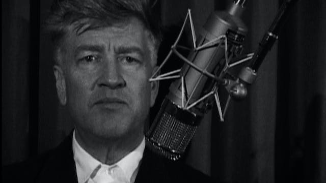 David Lynch on THE ALPHABET