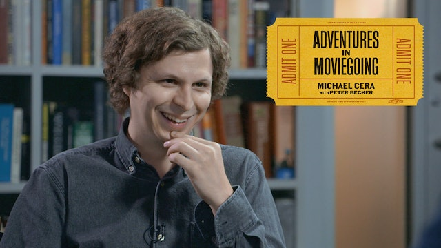 Michael Cera on WHERE IS THE FRIEND'S HOUSE?