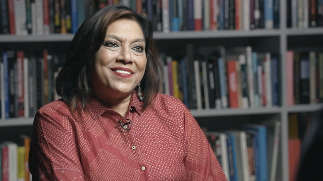 Mira Nair on AN ANGEL AT MY TABLE