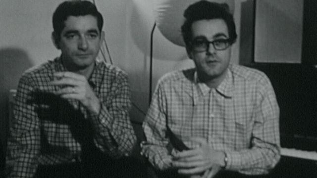 """Cinéma"": Jacques Demy and Michel Legrand"