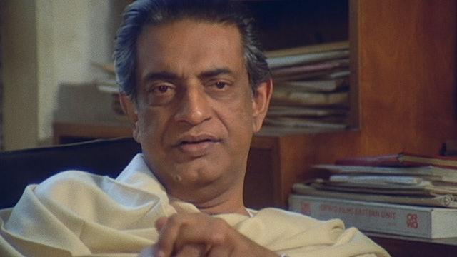Satyajit Ray at 100