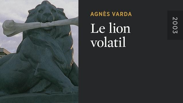 Le lion volatil