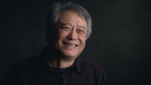 Ang Lee on A TOUCH OF ZEN