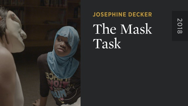 The Mask Task