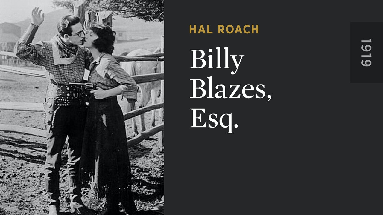 Billy Blazes, Esq.