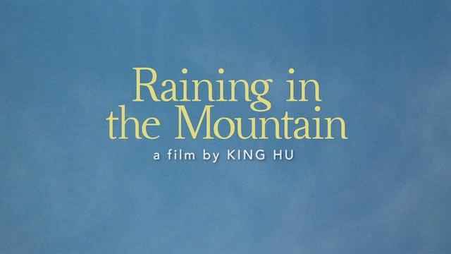 RAINING IN THE MOUNTAIN Trailer