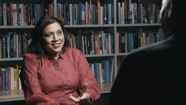 Mira Nair on 8½
