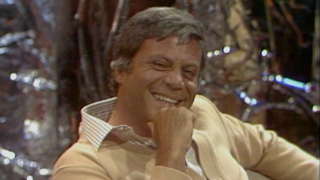 """Oliver Reed on """"The Merv Griffin Show"""""""