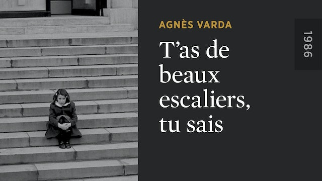 T'as de beaux escaliers, tu sais