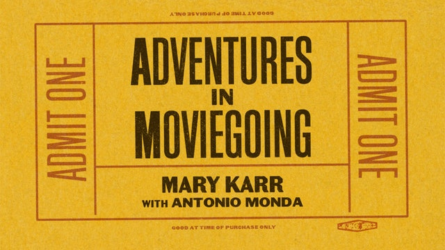 Mary Karr in Conversation