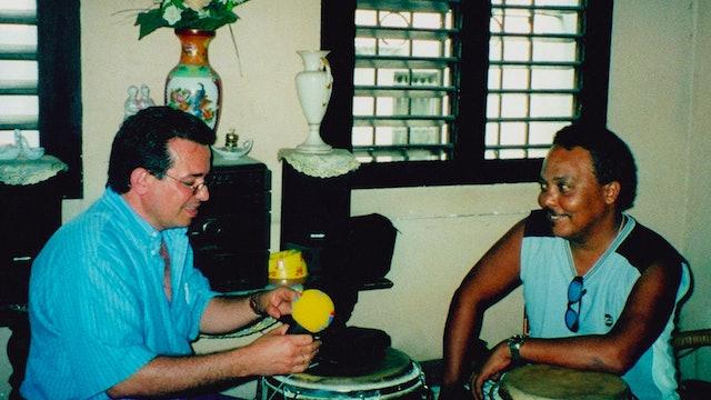"""Radio Interviews: Alberto """"Virgilio"""" Valdés"""