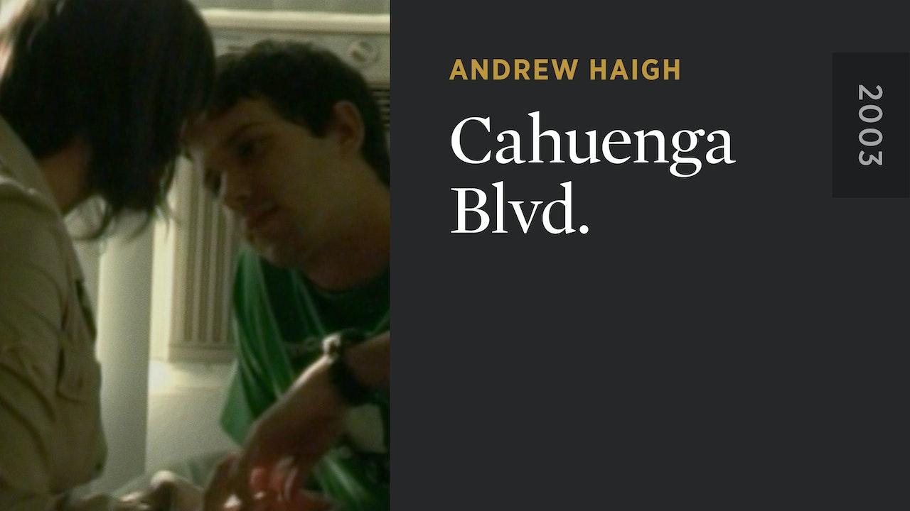 Cahuenga Blvd.