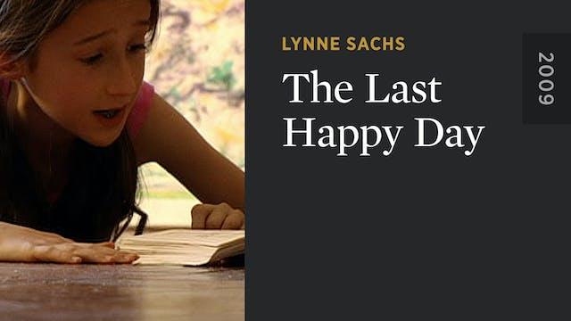 The Last Happy Day