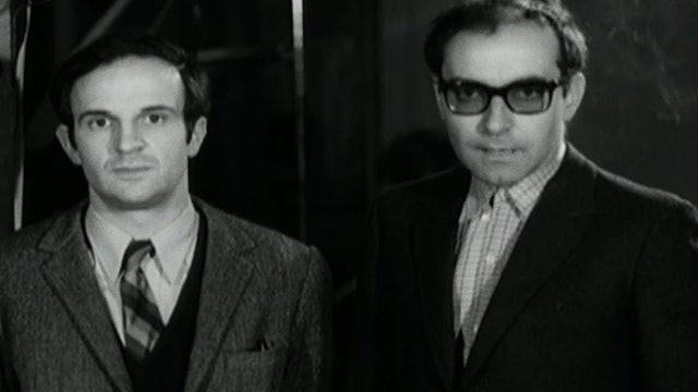 Godard & Truffaut vous parlent
