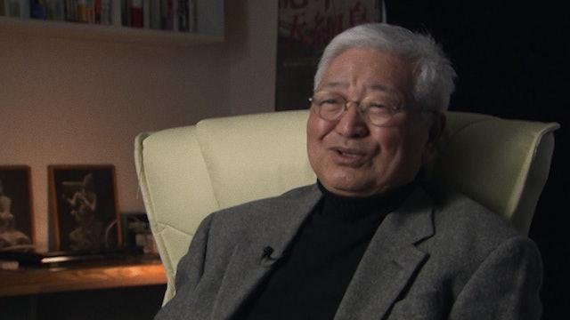 Masahiro Shinoda on THE HUMAN CONDITION