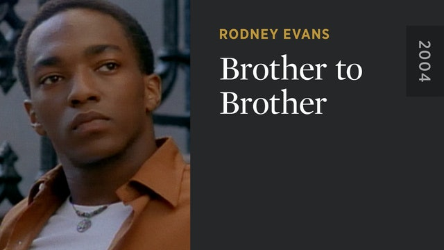 BROTHER TO BROTHER with Audio Description