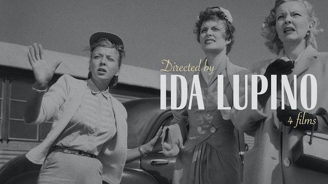 Directed by Ida Lupino