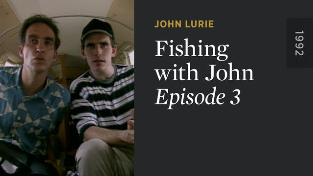 FISHING WITH JOHN: Episode 3