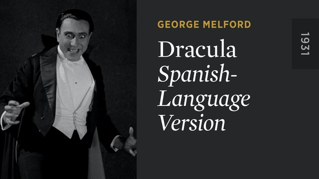 DRACULA: Spanish-Language Version