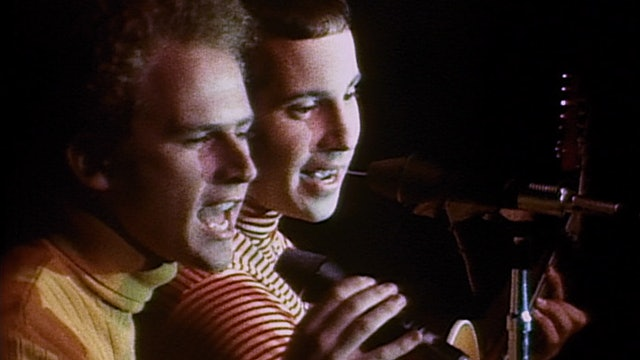 "MONTEREY POP Outtakes: Simon & Garfunkel, ""Homeward Bound"""