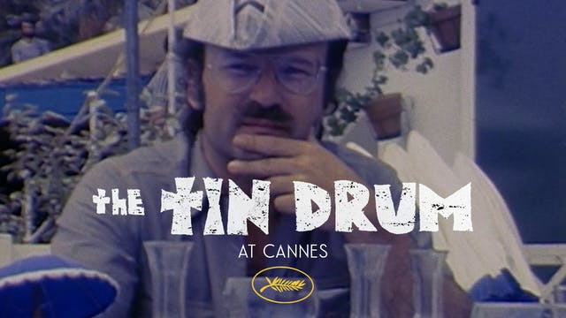 THE TIN DRUM at Cannes