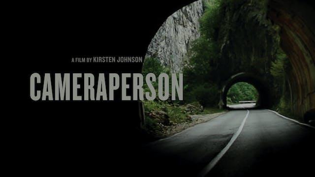 CAMERAPERSON Edition Intro