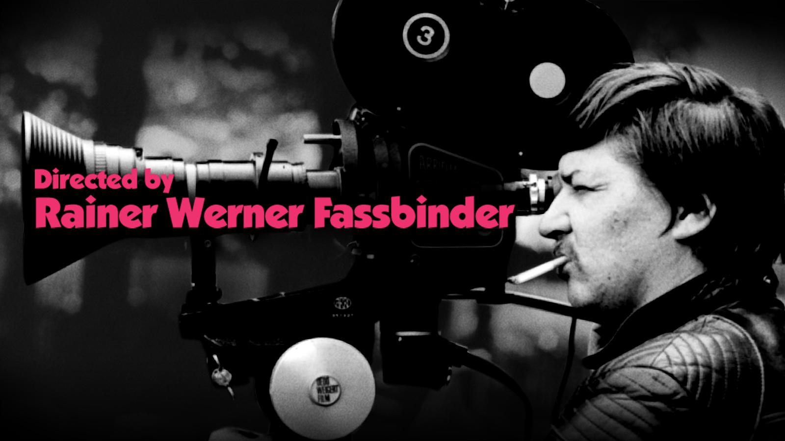 Rainer Werner Fassbinder amazon