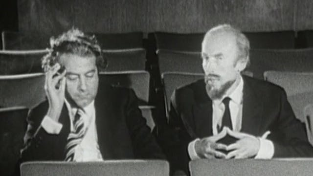 Eric Rohmer and Jean Douchet on BOUDU