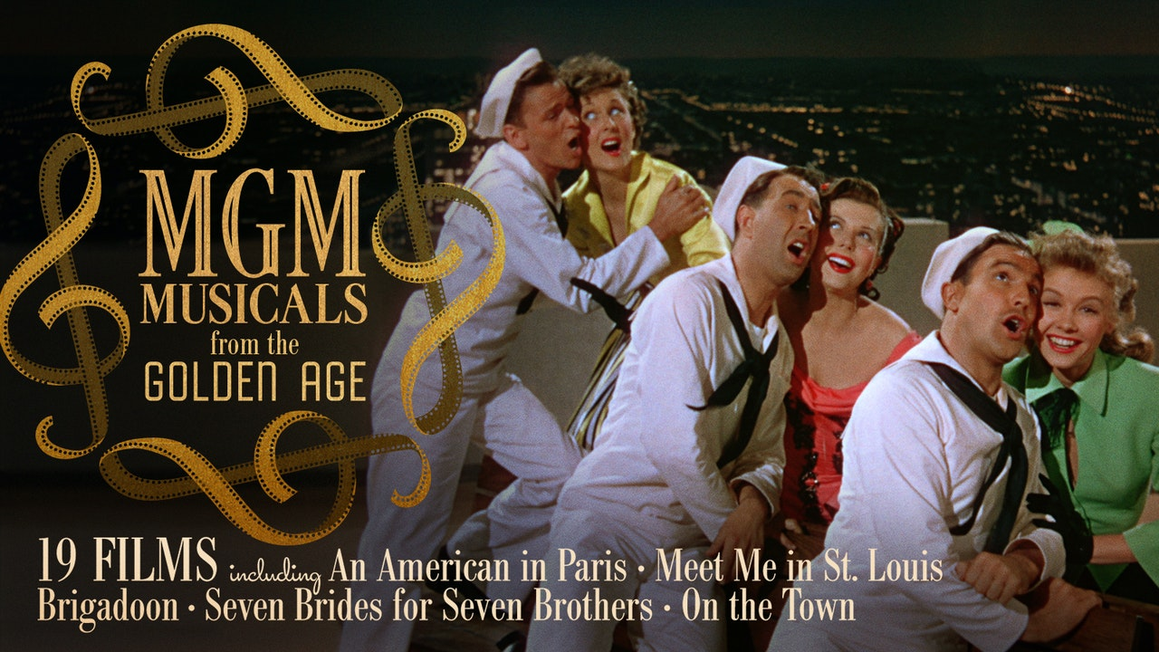 MGM Musicals from the Golden Age