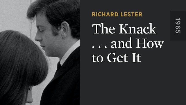 The Knack . . . and How to Get It