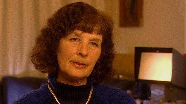 Thea Eymèsz on Rainer Werner Fassbinder
