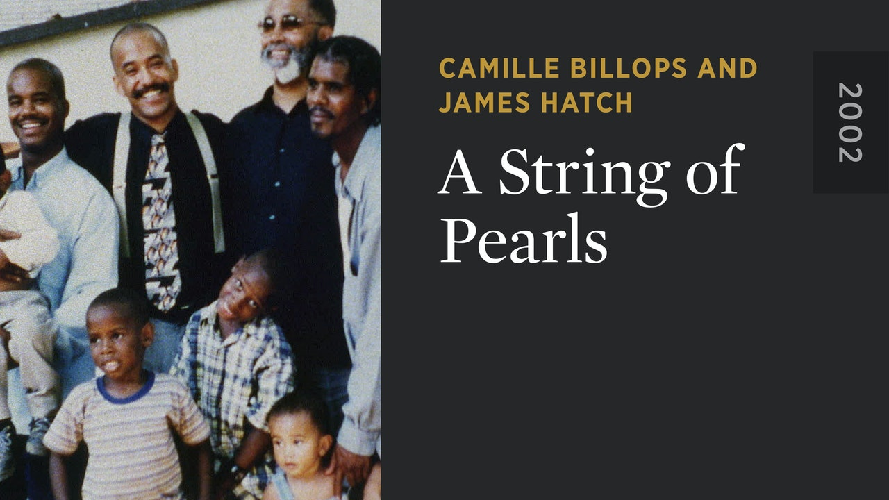 A String of Pearls