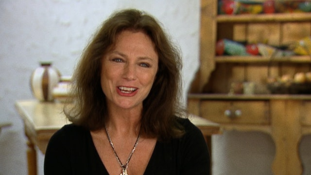 Jacqueline Bisset on UNDER THE VOLCANO