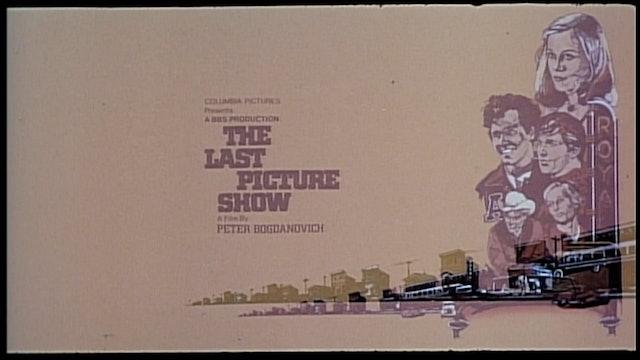 THE LAST PICTURE SHOW Rerelease Trailer