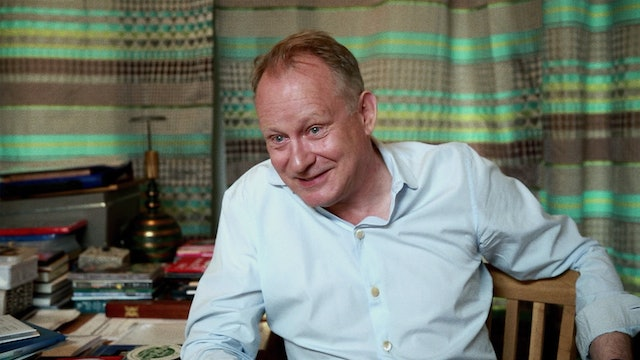 Stellan Skarsgård on BREAKING THE WAVES
