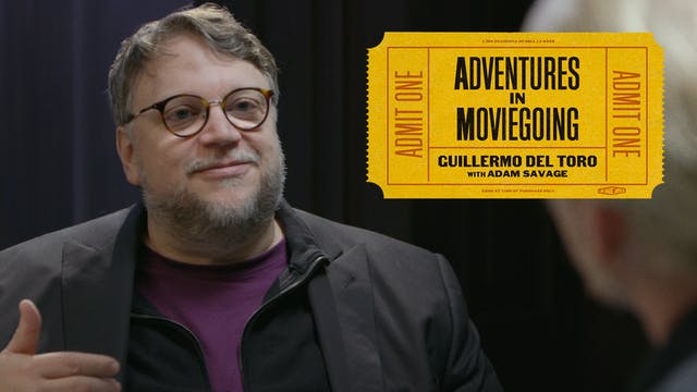 Guillermo del Toro on BLOOD SIMPLE