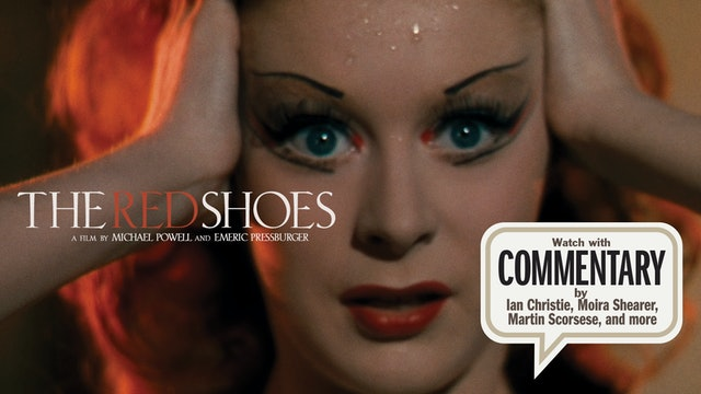 THE RED SHOES Commentary