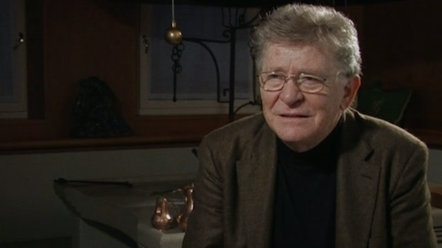 Ermanno Olmi on THE TREE OF WOODEN CLOGS in 1978