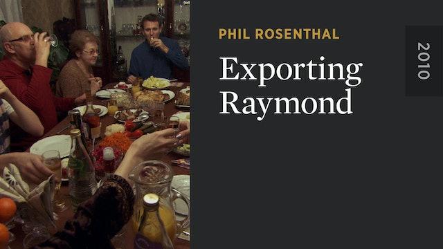 Exporting Raymond