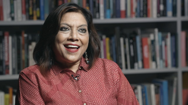Mira Nair on THE MUSIC ROOM