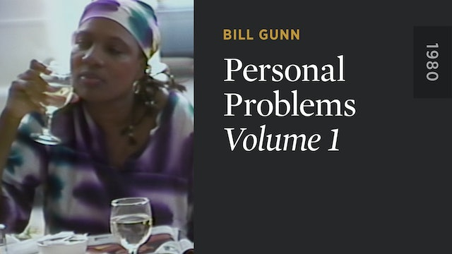 PERSONAL PROBLEMS: Volume 1
